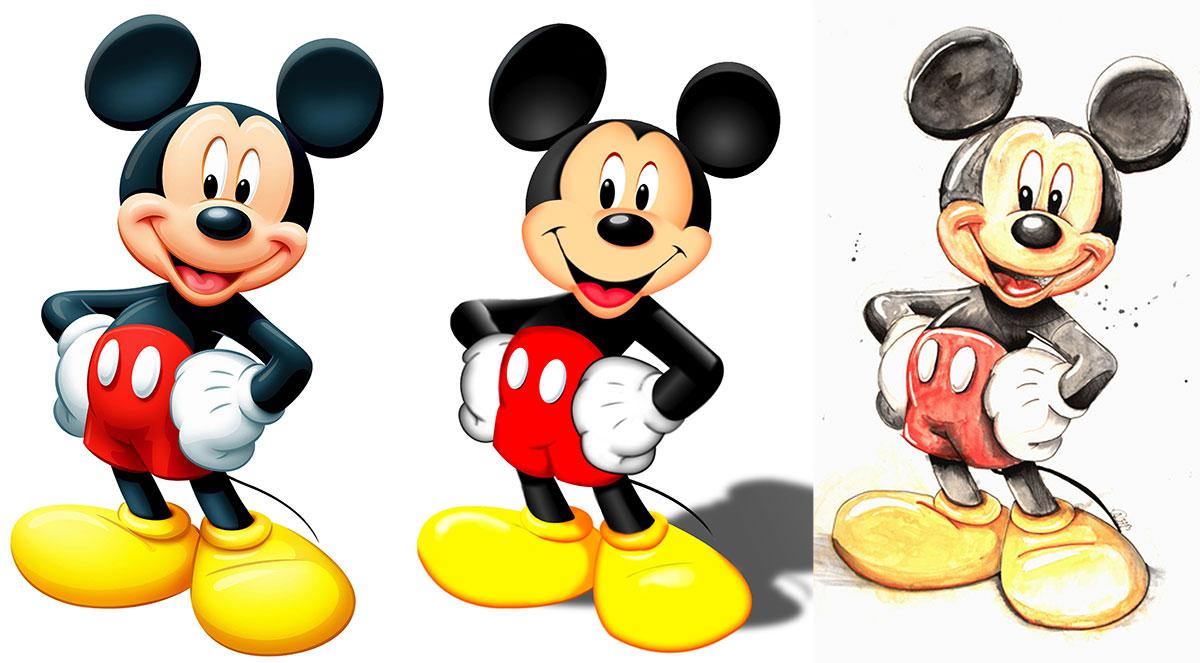 Mickey Fan