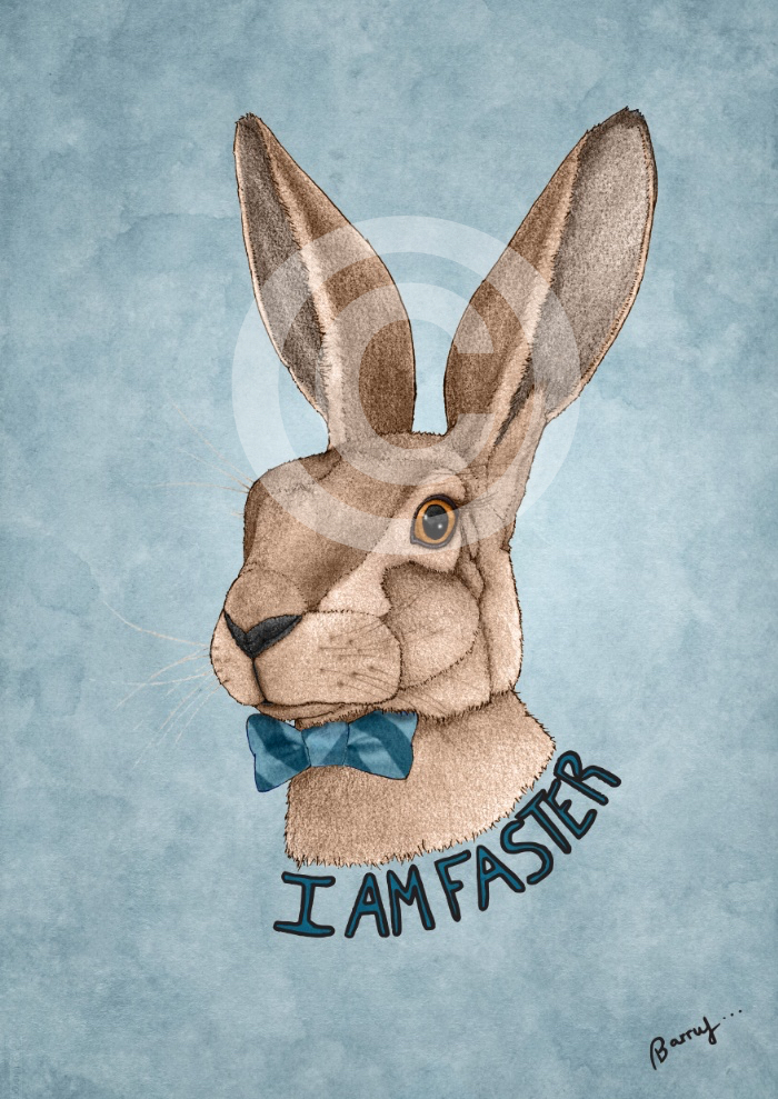 mr-hare-is-faster-prints
