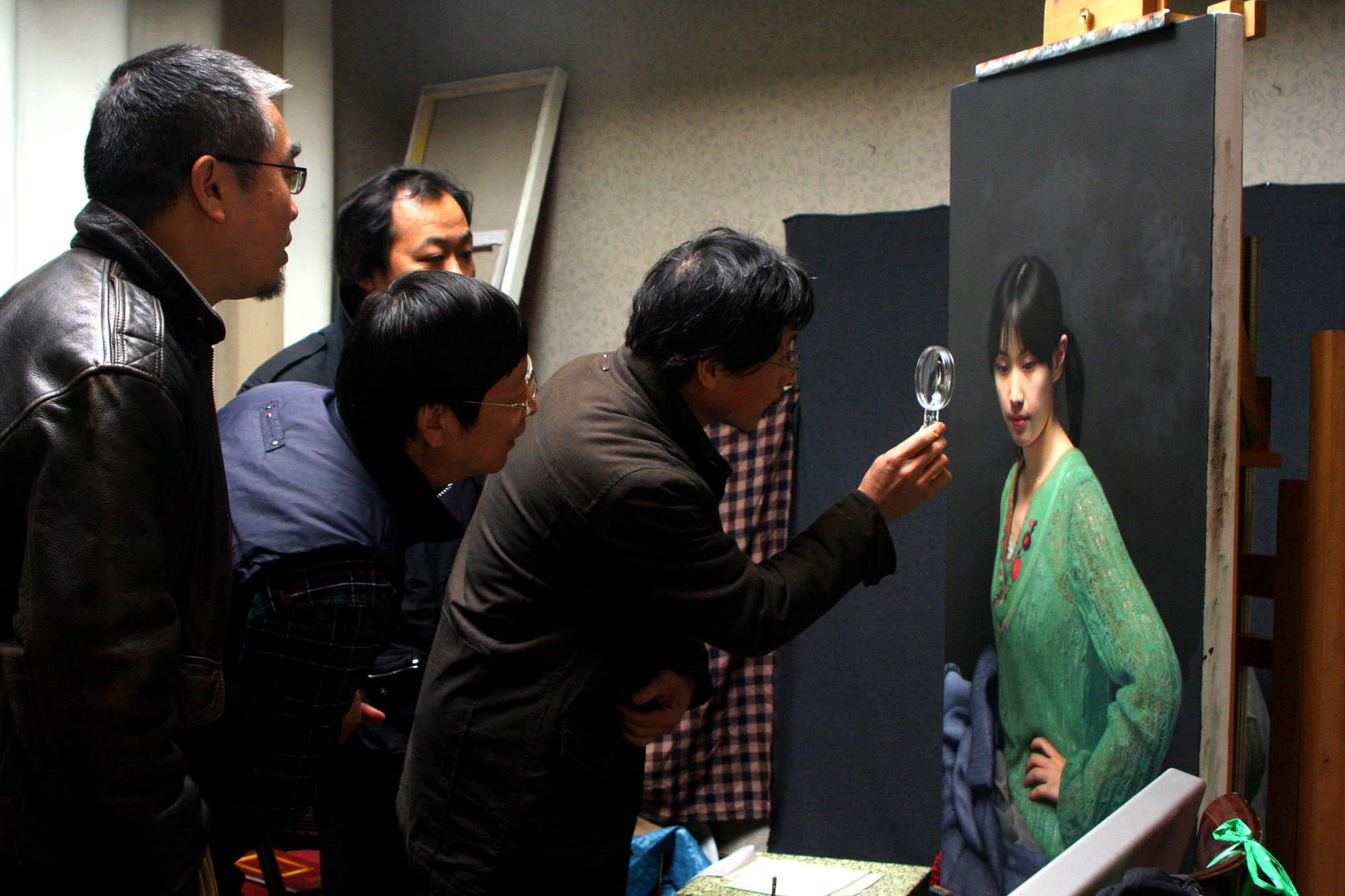 Details of Leng Jun