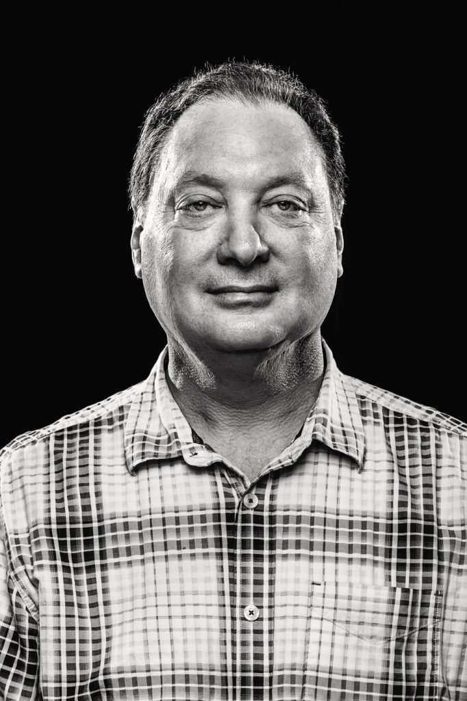 Above: Ronn Richard – Executive Director of the Cleveland Foundation.