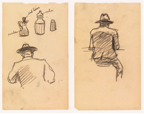 "How Edward Hopper ""Storyboarded"" His Iconic Painting Nighthawks"